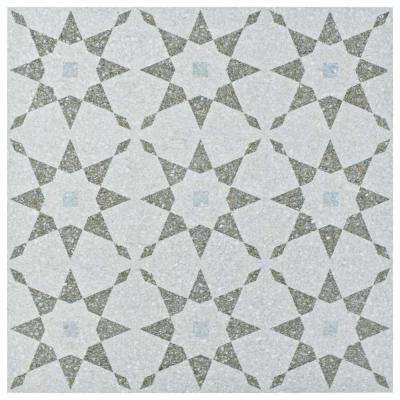 Farnese Aventino Humo 11-1/2 in. x 11-1/2 in. Porcelain Floor and Wall Tile (10.55 sq. ft. / case)