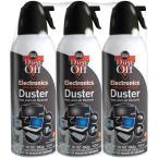 10 oz. Disposable Compressed Gas Duster (3-pack)