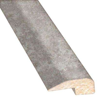 Concrete Gray 7/8 in. Thick x 2 in. Wide x 78 in. Length Carpet Reducer/Baby Threshold Molding