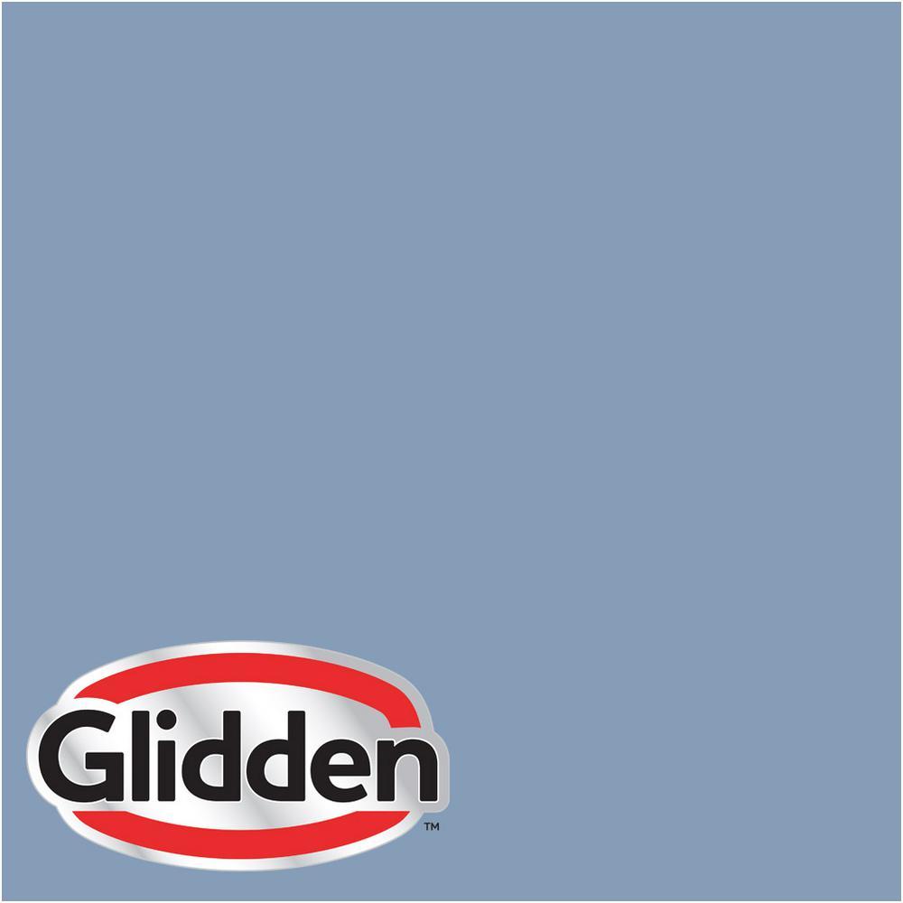 Hdgv24d Steel Blue Semi Gloss Interior Paint Sample