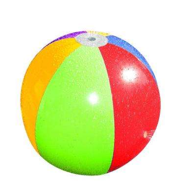 Splash and Spray Water Sprinkler Ball Toy