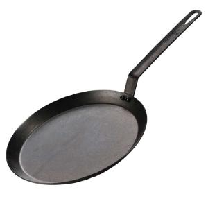 11 inch Seasoned Carbon Steel Griddle by