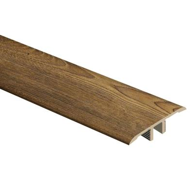 Charlestown Pine 1/3 in. Thick x 1-3/4 in. Wide x 72 in. Length Vinyl T-Molding
