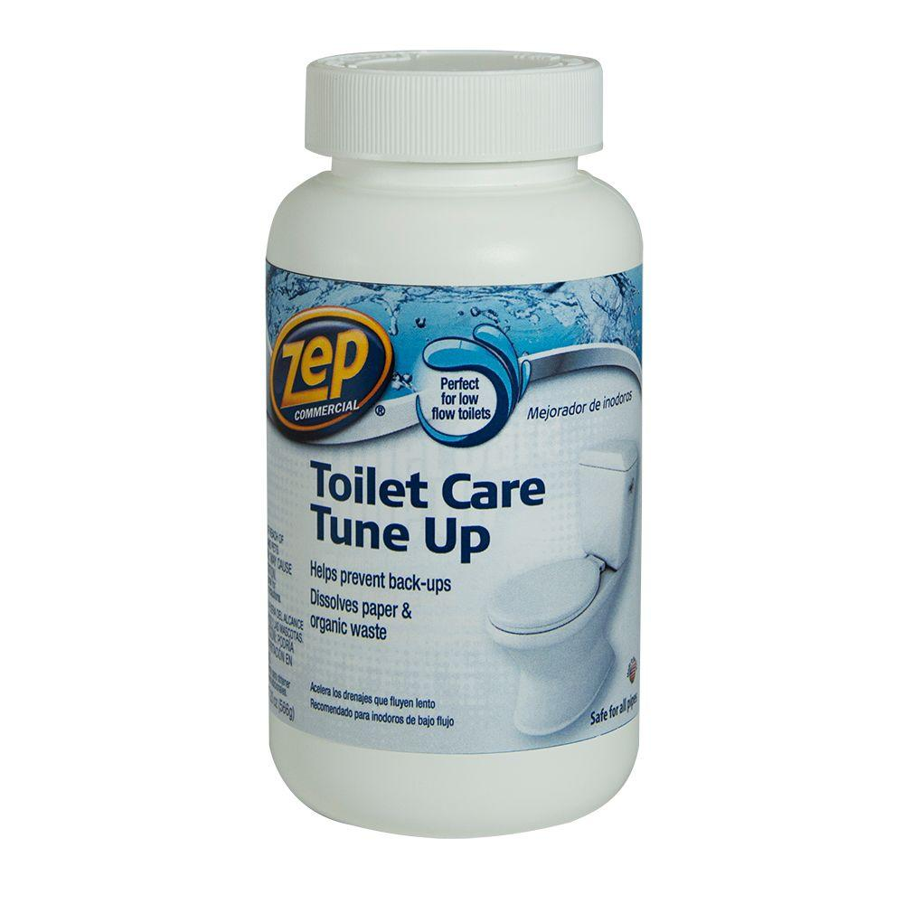 Toilet Care Tune Up