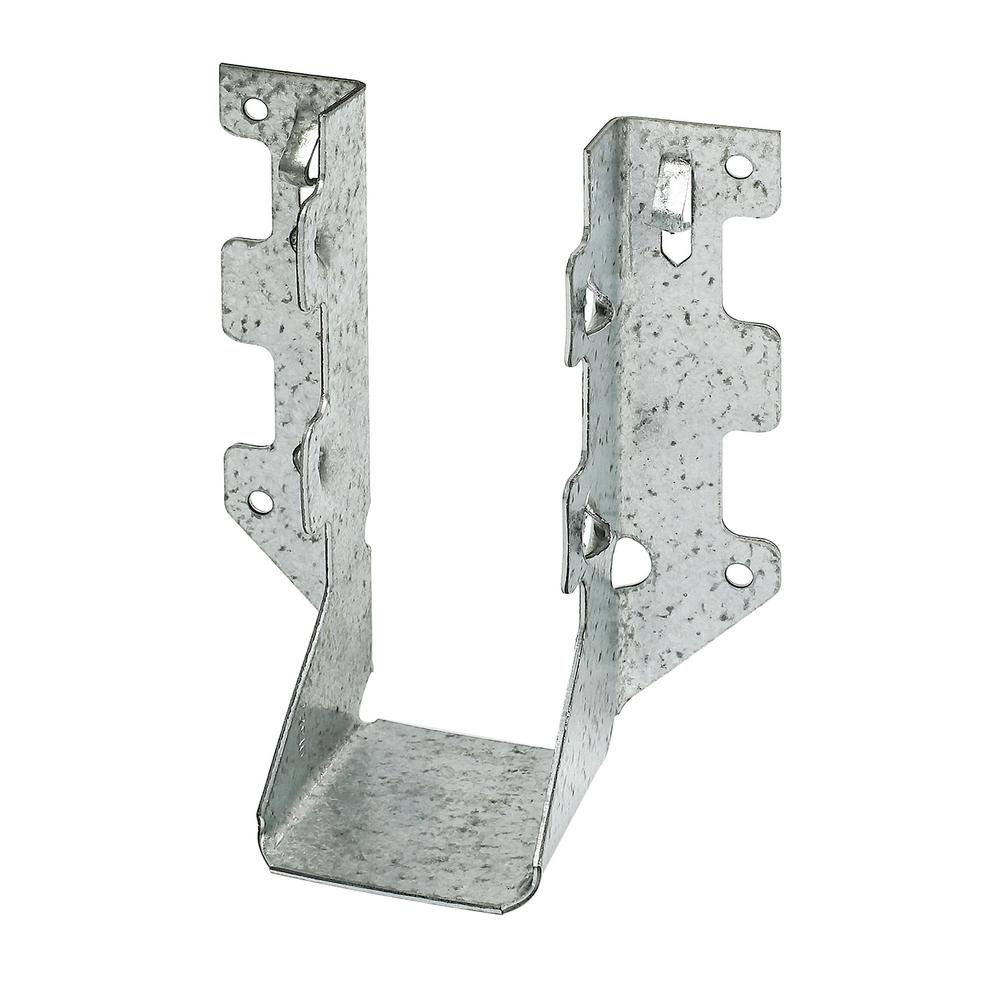Simpson Strong-Tie LUS ZMAX Galvanized Face-Mount Joist Hanger for 2x6 Nominal Lumber