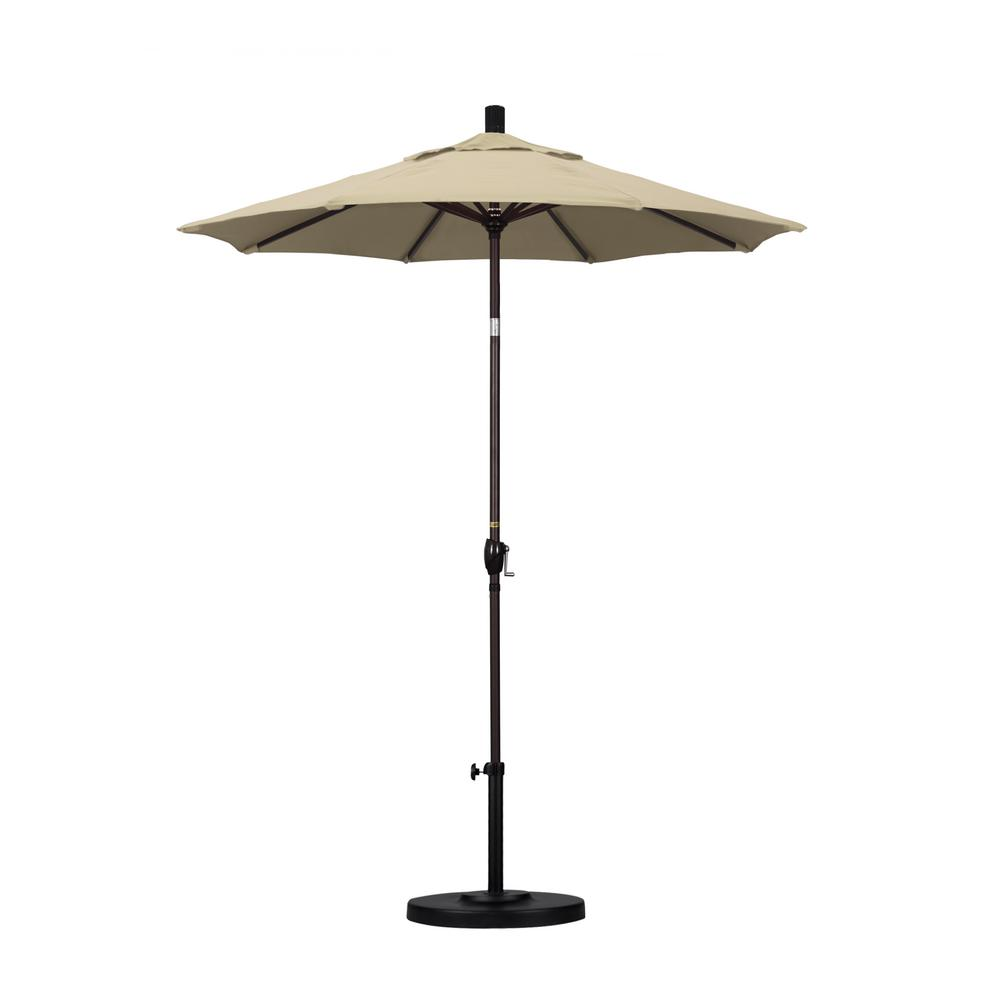California Umbrella 6 Ft Bronze