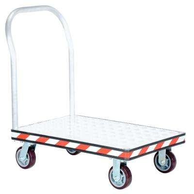 24 x 36 in. Aluminum Treadplate Platform Trucks