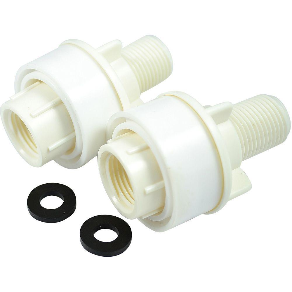 Faucet Shank Extenders - Plastic (2-Pack)