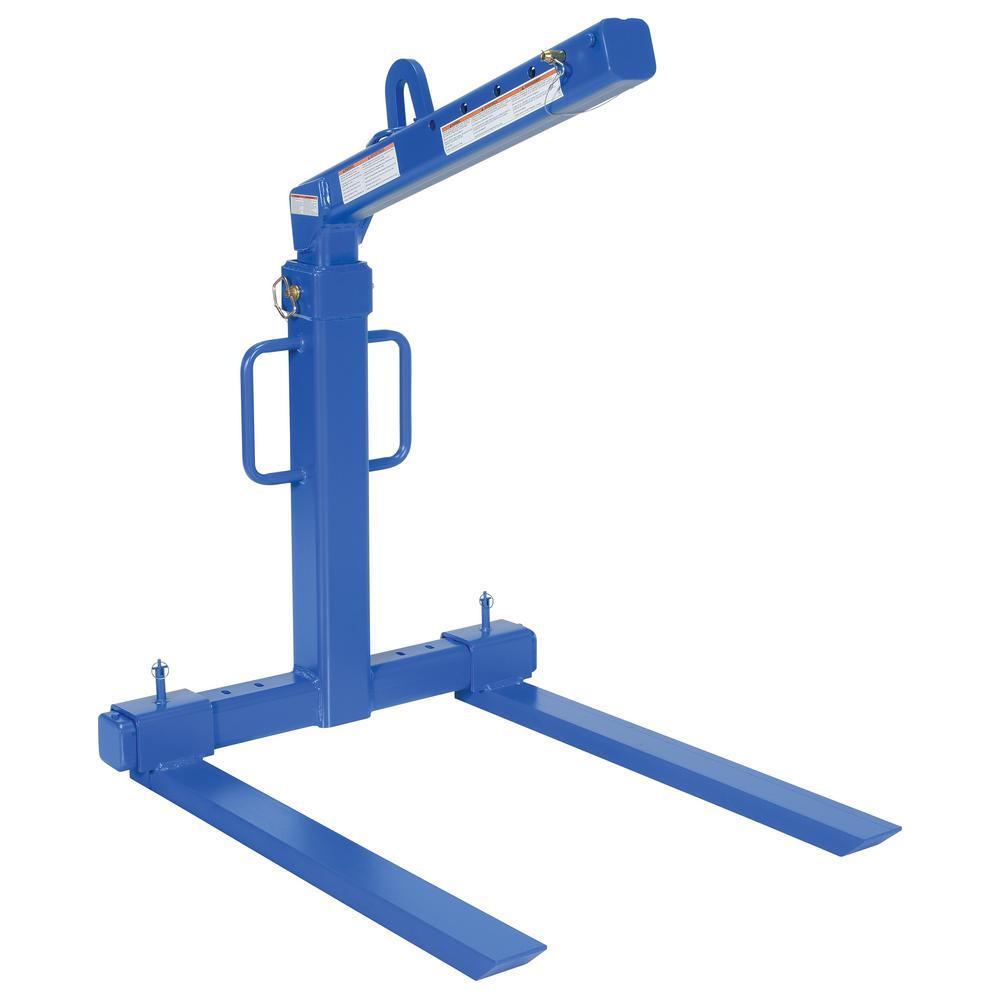 Vestil 4,000 lb. Capacity Overhead Load Lifter for 42 inch Fork by Vestil