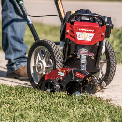43 cc Wheeled String Trimmer Plus Edger Attachment Combo Kit
