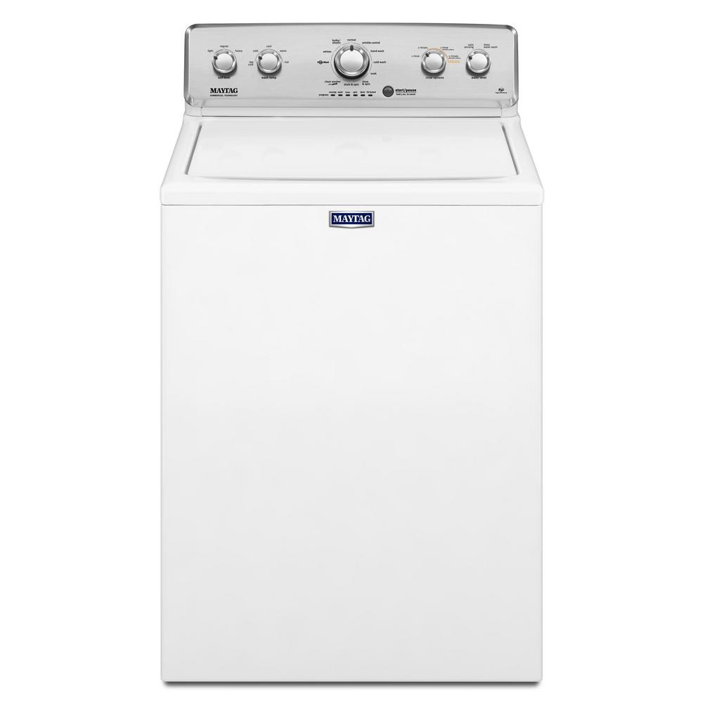 Maytag 3.6 cu. ft. Top Load Washer with the Deep Water Wa...