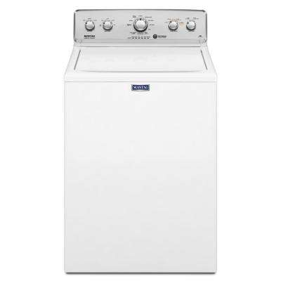 3.6 cu. ft. Top Load Washer in White