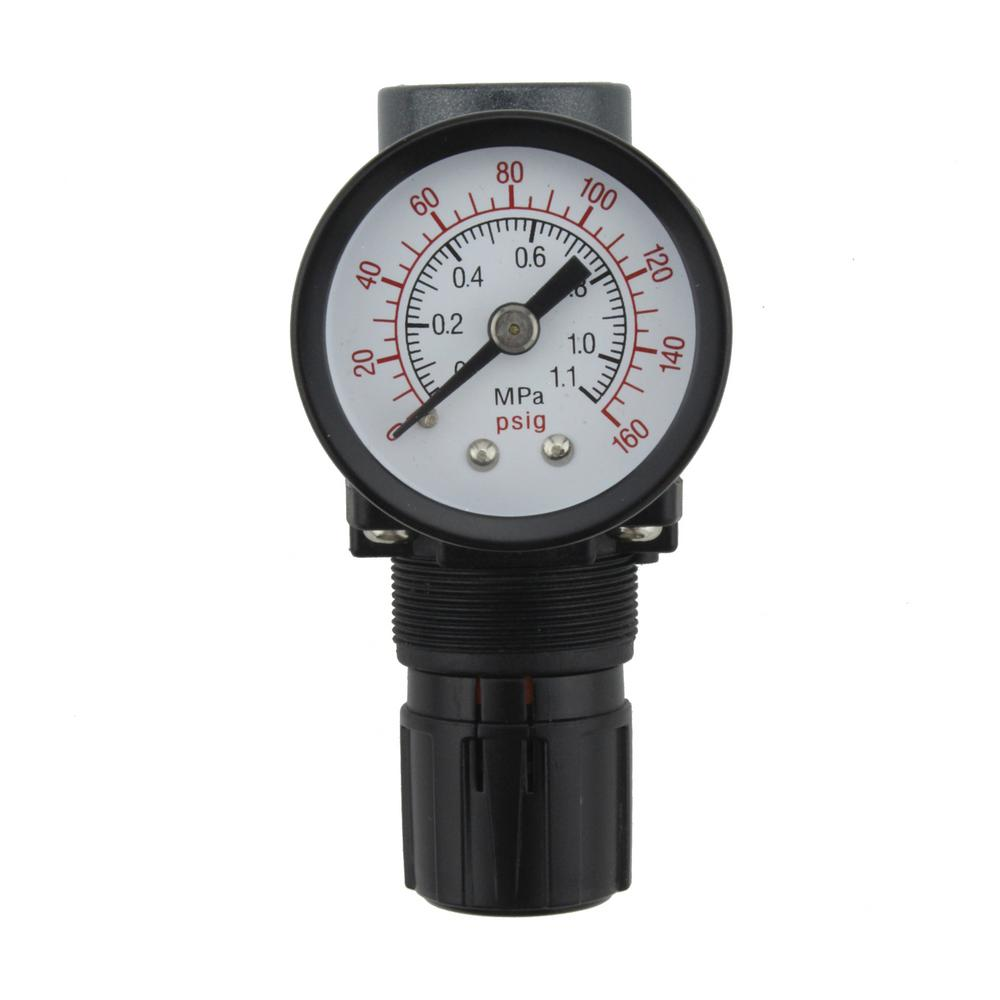 1/8 in. NPT Mini FRL Air Regulator