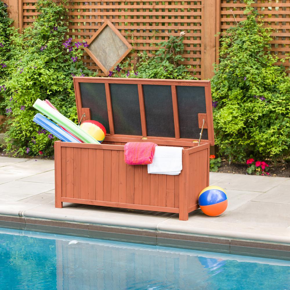 Incredible Keter Eden 70 Gal Outdoor Garden Patio Deck Box Storage Creativecarmelina Interior Chair Design Creativecarmelinacom