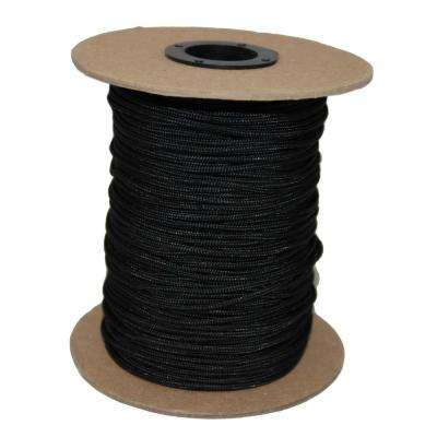 #2-3/4 Crosslace 300 ft.  - Black