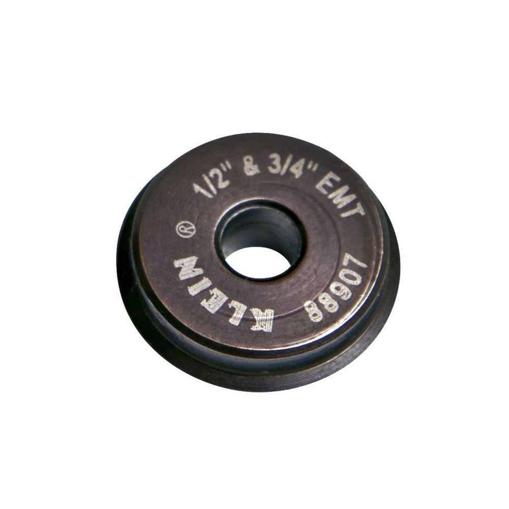 Klein Tools Replacement Scoring Wheel for 1/2 in. and 3/4 in. EMT
