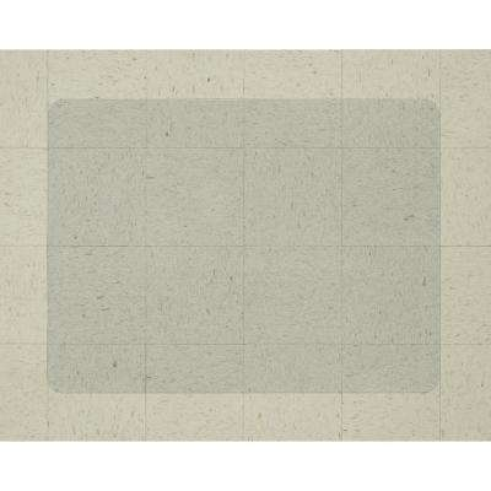 Hard Floor Clear 30 in. x 48 in. Vinyl Chair Mat