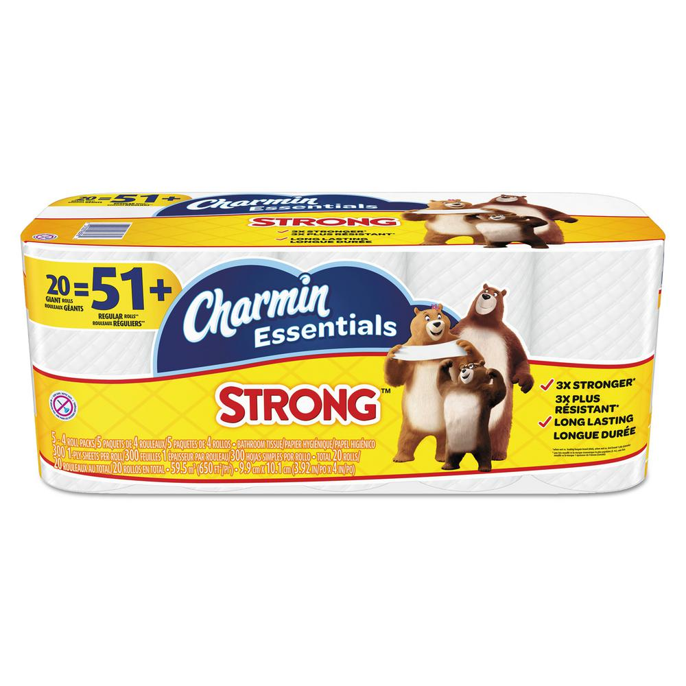 New charmin sucks