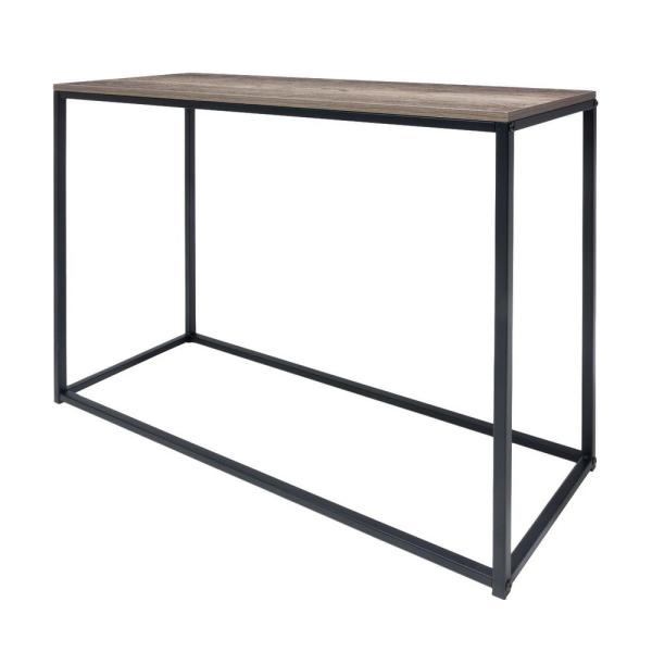 Avalon Tribeca Weathered Wood Console Table 62762