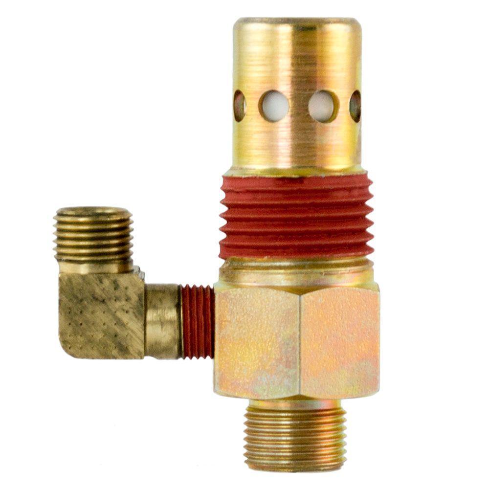 Hydrotherm Thermoelement dicke Ausfühung für ITT Zündbrenner Länge 1m siehe Text