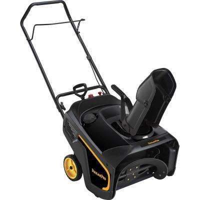 PR121ES 21 in. Single-Stage Gas Snow Blower