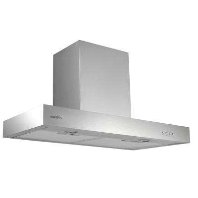 Forza 30 LED 30 in. Convertible Wall Mount Range Hood with LED in Stainless Steel