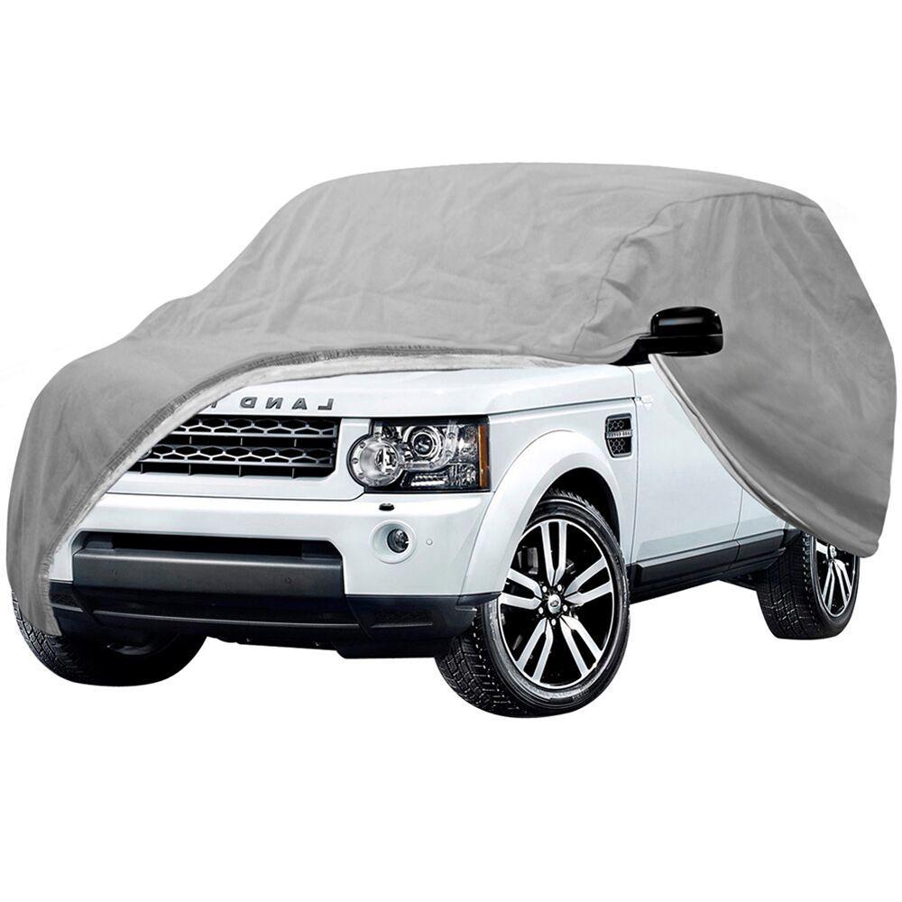 Superior Auto Cover 180 in. L x 55.8 in. W x 53.16 in. H Ready-Fit/Semi Custom