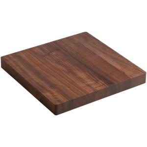 Kohler Hardwood Dishwasher Safe Cutting Board by KOHLER