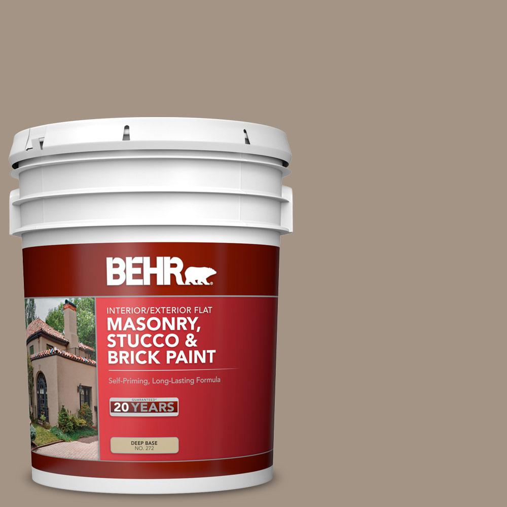BEHR 5 Gal. Home Decorators Collection #HDC-NT-04A Clay