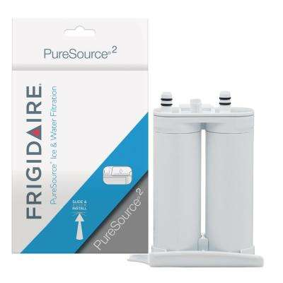 Pure Source 2-Water Filter for Frigidaire Refrigerators