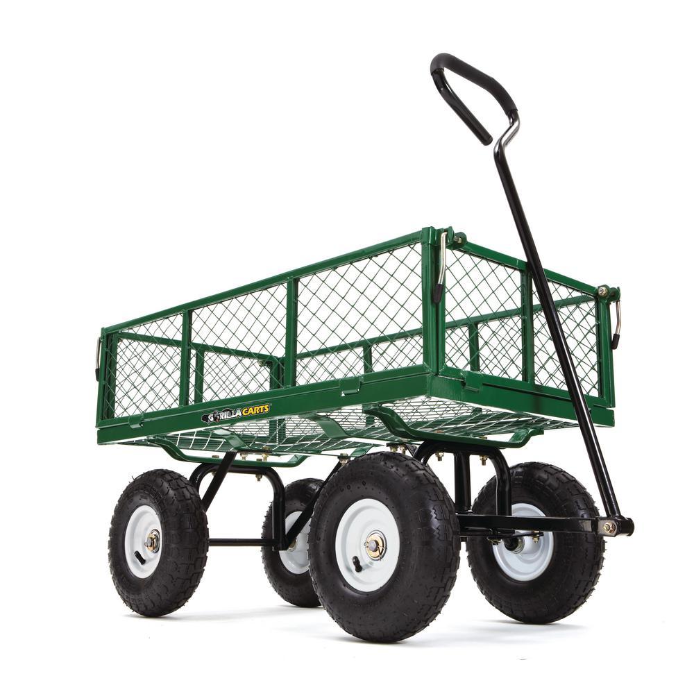 400 Lb Steel Utility Cart