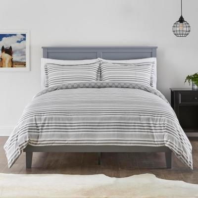 Malcom 3-Piece Duvet Set