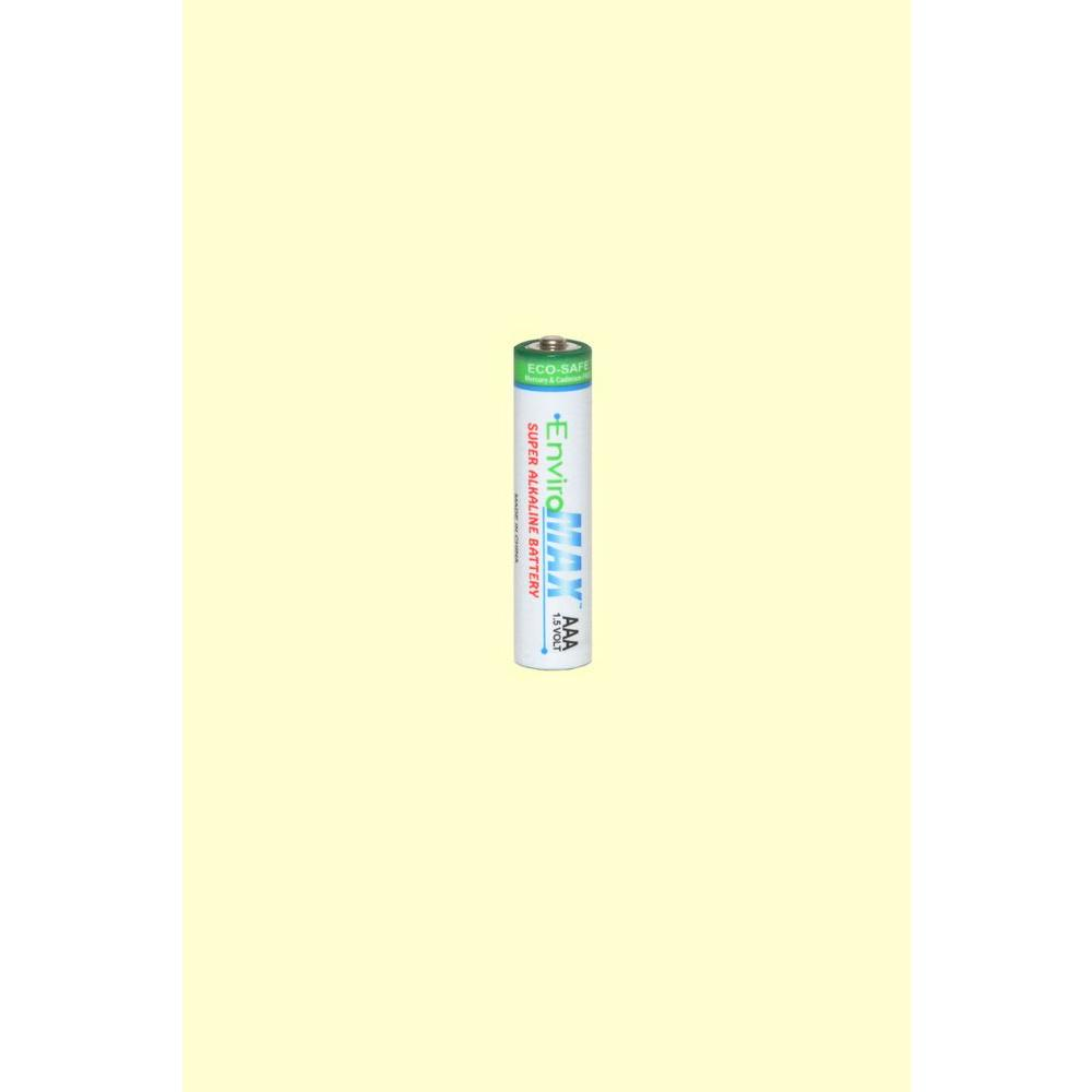 Super Alkaline AAA Battery (8 per Pack)
