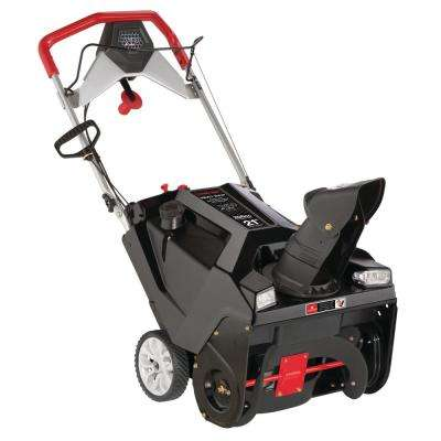 Squall XP 21 in. 208cc Electric Start Single-Stage Gas Snow Thrower with Dual-LED Headlights and Remote Chute Control