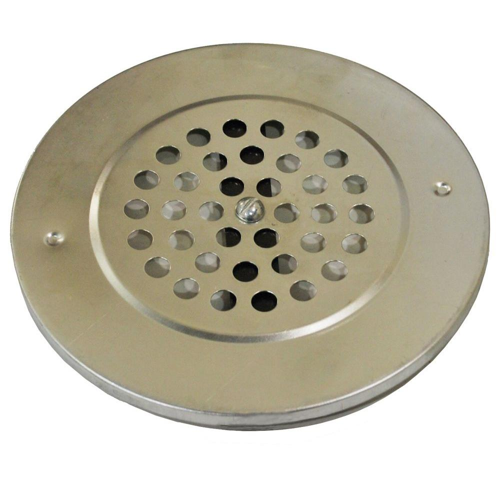 7 In Round Fresh Air Plate A2925 The Home Depot