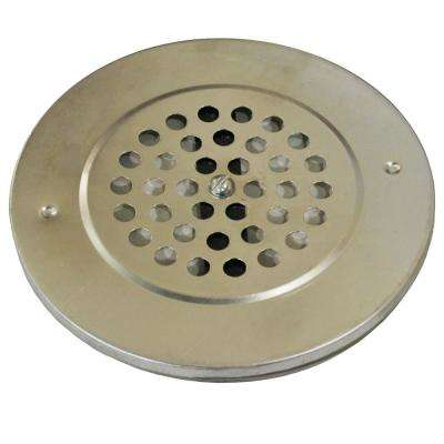 7 in. Round Fresh-Air Plate
