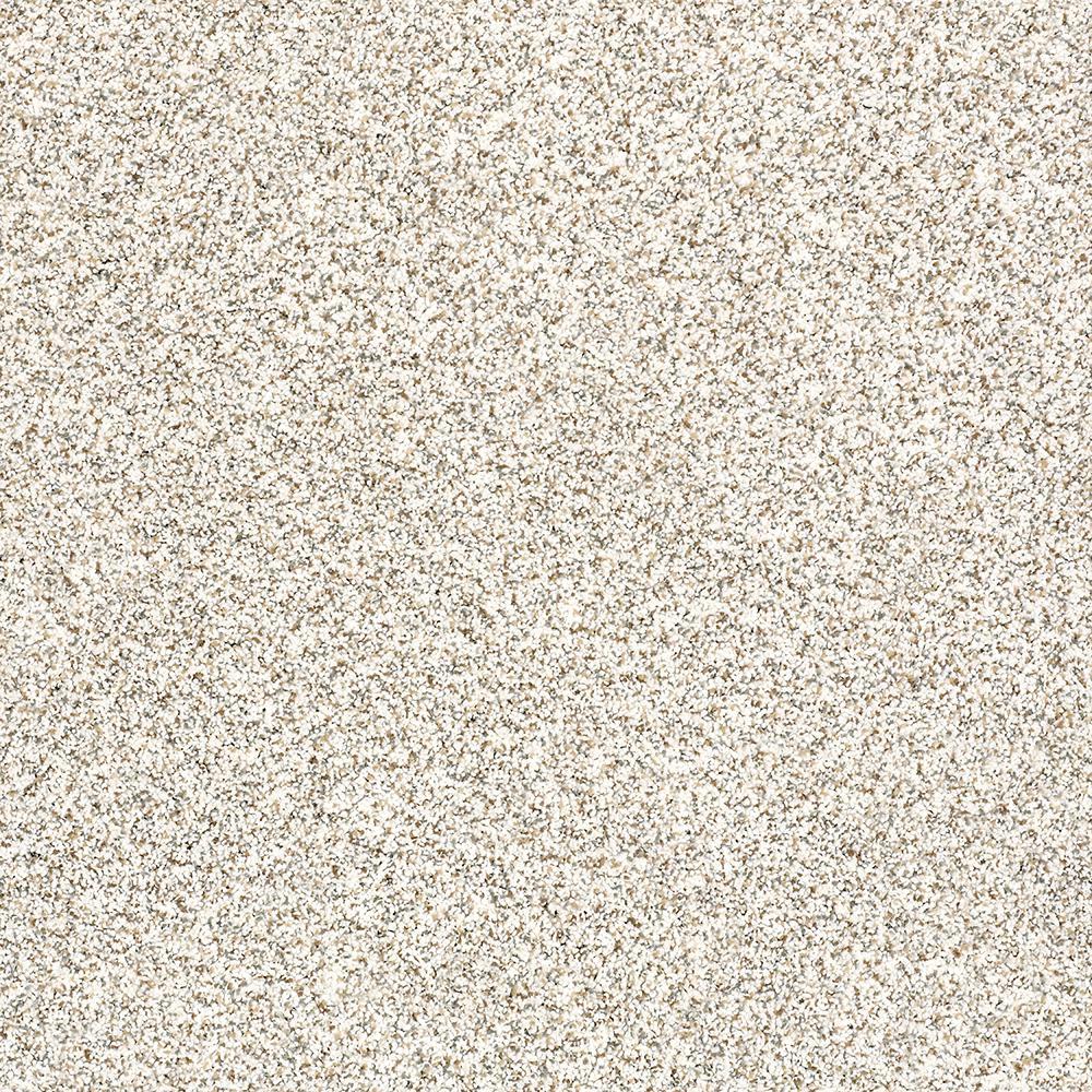 Madeline II - Color Bit of Ivory Texture 12 ft. Carpet