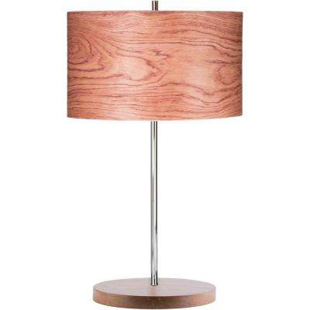 Cornelis 28 in. Wood Indoor Table Lamp