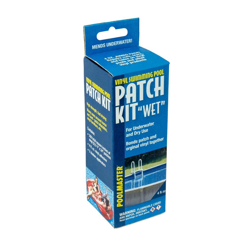 Poolmaster 4-Ounce Swimming Pool and Spa Patch Kit in Wet