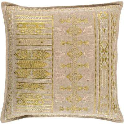 Elystan Poly Euro Pillow