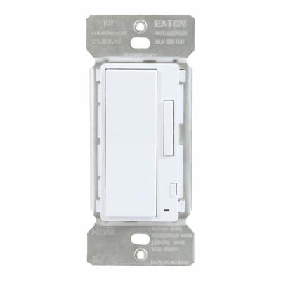 White In-Wall Smart Dimmer for use with non-smart lights by HALO Home
