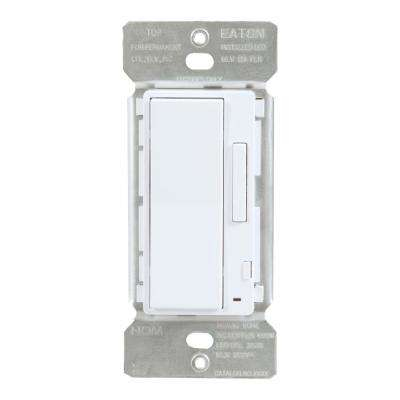 White In Wall Smart Dimmer For Use With Non Lights By Halo Home