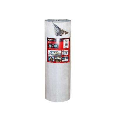 2 ft. x 125 ft. Single Reflective Insulation Roll with Single Air