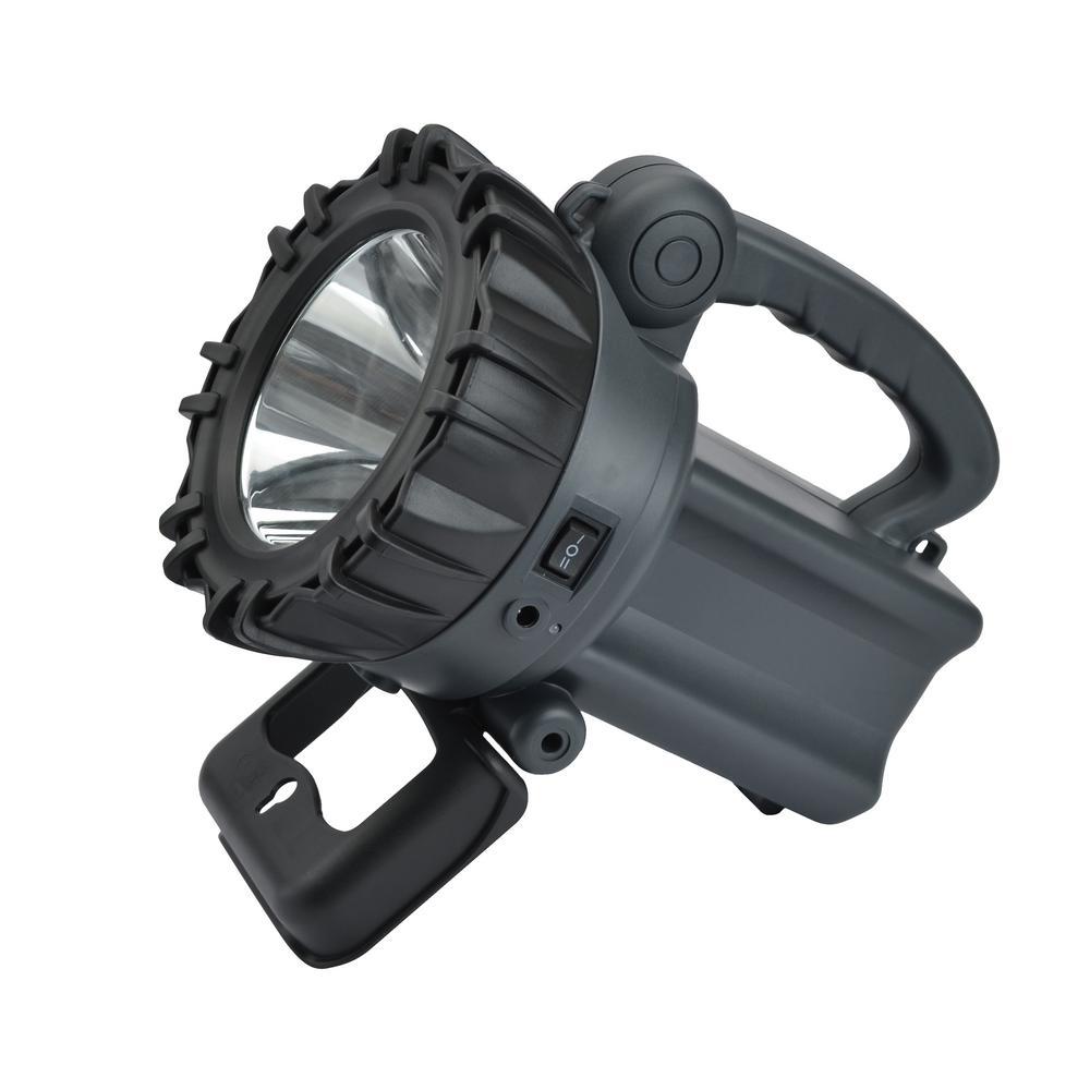 10-Watt LED Dual Mode Illumination Spotlight