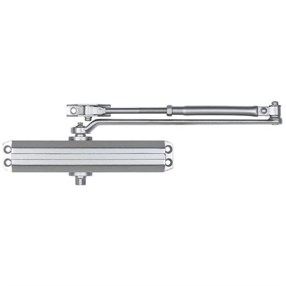 Universal Hardware Heavy Duty Aluminum Commercial Door Closer Uh4031 The Home Depot