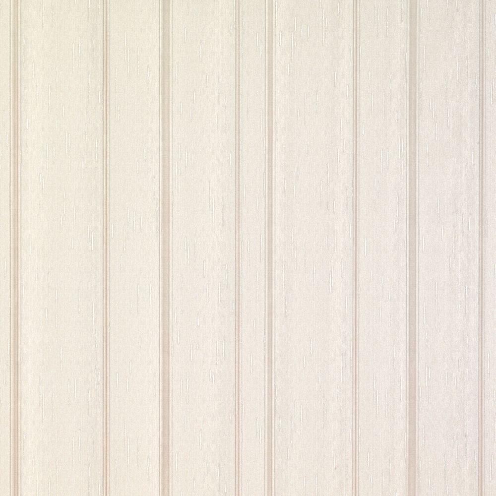 Spazio Adriano Taupe Silk Stripe Wallpaper