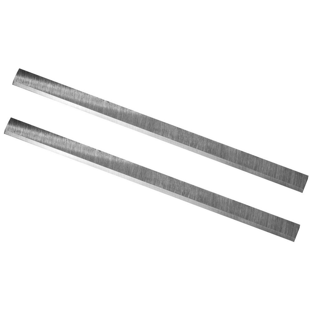 12 in. High-Speed Steel Planer Knives for Delta TP300 (Set of