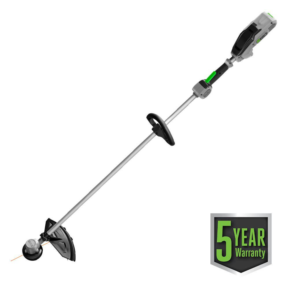 EGO POWER+ 15 in. 56-Volt Lithium ion Cordless String Trimmer w/Rapid Reload Head (Battery and Charger NOT included)
