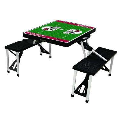 Arizona Cardinals Sport Plastic Outdoor Patio Picnic Table