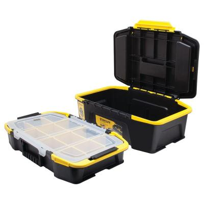 20 in. 2-in1 Click 'n' Connect Mobile Tool Box
